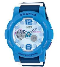 Casio Baby-G * BGA180-2B3 Anadigi GLide Shades of Blue for Women COD PayPal