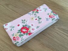 Fabric Pencil / Make Up / Glasses Case Made Using Cath Kidston Bright Daisies
