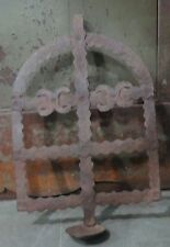 Antique Replica Hand Crafted tradition Iron Wall Oil Lamp Diya Light Stand