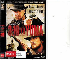 3:10 To Yuma-2007-Russell Crow-Movie-DVD