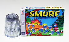 Dollhouse Miniature-  Smurf Game - 1980s Dollhouse children game toy 1:12 scale