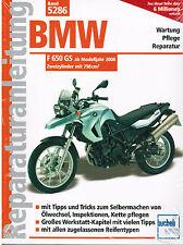 Buch Reparaturanleitung BMW F650GS / BMW 650 GS ab Modelljahr 2008 Bd 5286