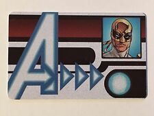 Marvel Heroclix Age of Ultron OP - Iron Fist ID Card #AUID-002