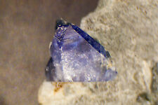 Benitoite (mm1499.008) San Benito County CA, USA.
