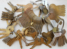 Mix Lot Lock TRYOUT keys   Locksmith Key Lock Sets