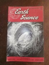 EARTH SCIENCE MAGAZINE November-December 1970