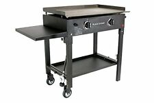 Blackstone GAS GRILL, 28 inch Outdoor Rolled Steel Cooking GRIDDLE STATION