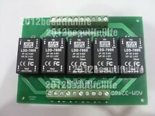 Ldd-350H 5 channels LED driver on PCB Board