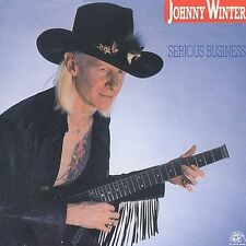 Serious Business, WINTER,JOHNNY, 014551474227, , Acceptable