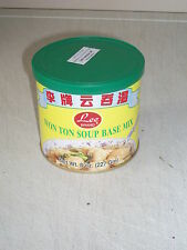 Won Ton Soup Base Mix 227g 8oz Tin Chinese Soup Broth Noodle Dish