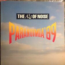 THE ART OF NOISE • Paranoimia ' 89 • Vinile 12 Mix • 1989 CHINA