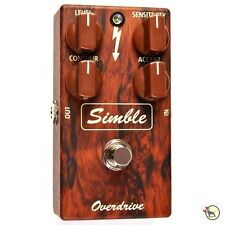 Mad Professor Simble Overdrive Tube-Like Compression Guitar Bass Effects Pedal