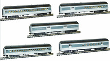 Rivarossi Southern Pacific 60ft Passenger RPO Baggage Coaches  - Set Of 5 Cars