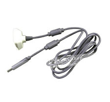 New USB Play Charger Charging Cable Cord for XBOX 360 Wireless Game Controller