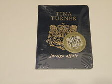 TINA TURNER - FOREIGN AFFAIR - SPECIAL LIMITED EDITION DELUXE PASSPORT CD - NEW!