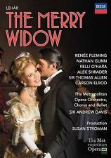 The Merry Widow (The Metropolitan Opera) (DVD, 2015)