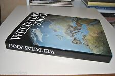 █ WELTATLAS 2000 Lexikographisches Institut 1984 █