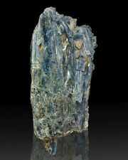 "9.9"" Rich SapphireBlue KYANITE Crystals Embedded in Milky Quartz Brazil for sale"