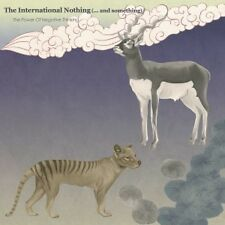 THE INTERNATIONAL NOTHING AND SOMETHING - THE POWER OF NEGATIVE THINKING CD
