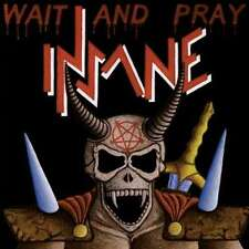 INSANE Wait And Pray CD ( o18a ) 162287
