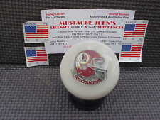 Washington Redskins  Custom Shift Knob, Car, truck,Bike,  Hot Rod, (white pearl)