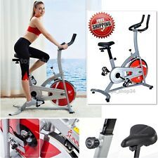 Bicycle Cycling Fitness Gym Exercise Bike Exerciser Cardio Workout Indoor Home