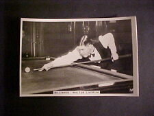 1935 J.A. PATTREIOUEX SPORTING EVENTS AND STARS #13  WALTER  LINDRUM  NM-MT++