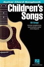 Style Collections Guitar Chord Songbooks: Children's Songs (2002, Paperback)