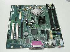 Dell Optiplex GX620 LGA 775 Motherboard 0F8098 F8098 W/ SL7Z7 3.4GHz CPU. #M81