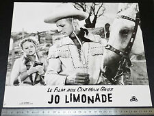 PHOTO CINEMA 1964 JOE LIMONADE KOLALOKA KAREL FIALA OLDRICH LIPSKY CSSR