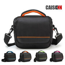 Digital SLR Camera Cross Body Shoulder Carry Bag Case For Pentax K-S2 K-S1