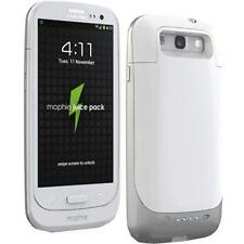 Genuine MOPHIE EXTERNAL BATTERY CASE Galaxy S3 GT 19300 smartphone back cover