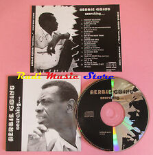 CD HERBIE GOINS Searching... XENAM CD 0030 (Xs7)no lp mc dvd vhs