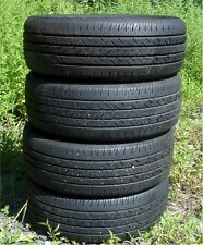 4 Great Continental Used Tires, P215-60-R16