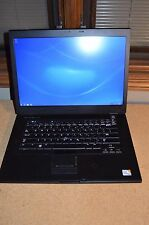 Dell Latitude E6500 4GB 160GB SSD WUXGA 1920x1200 Windows 7 Bluetooth Webcam