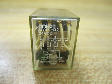 Omron MY4N-D2 24VDC relay