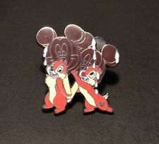 Cast Lanyard Chip & Dale Food Mickey Ice Cream Bars Disney Pin