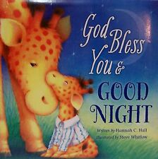 God Bless You & Good Night (BB) by Hannah Hall NEW