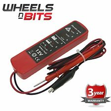 Am-Tech L4300 12 Volt DC Battery & Alternator Tester 6 LED Diagnostic Tool L4300