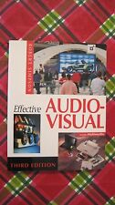 1996 Effective Audio-Visual book by Robert Simpson.  Softcover book.