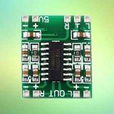 PAM8403 Amplificatore Board Class D 2x3W USB Power Supply Arduino Amplifier BD