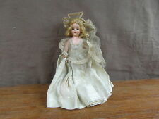 PETITE POUPEE AMERICAINE circa 1950 MADAME ALEXANDER old USA DOLL CELLULOID