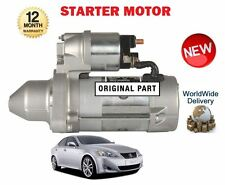 FOR LEXUS IS200D IS220D 2AD-FTV 2AD-FHV 2005--  NEW STARTER MOTOR