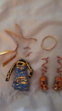 Monster High Doll Cleo De Nile Boo York Outfit & Accessories