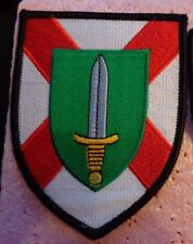 ARMY PATCH, ALABAMA STATE GUARD, COLOR