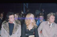 SYLVIE VARTAN JOHNNY HALLYDAY 70s DIAPOSITIVE DE PRESSE ORIGINAL VINTAGE #10