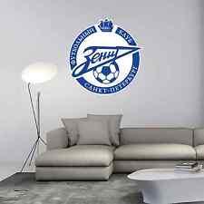 """FC Zenit Russia Football Soccer Wall Decor Sticker Decal 22""""X22"""""""