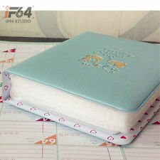 3Inch 64 Pockets Photo Album (Blue)for Polaroid Fuji Instax mini7s 8 25 50 90