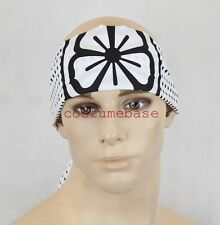 KARATE KID  HEADBAND  Head Band lotus flower hachimaki Daniel