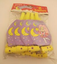 Vintage Moondreamers party goods - blowouts- New in Package